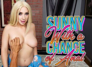 Sunny With A Chance Of Anal