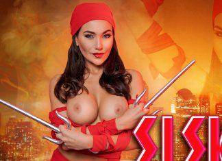 Elektra A XXX Parody