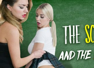 The Schoolgirl and The Domme