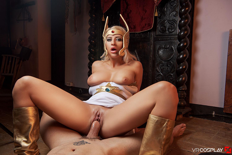 She-Ra A XXX Parody