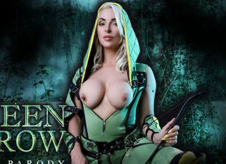 Green Arrow A XXX Parody