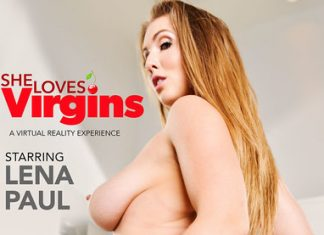 "Lena Paul in ""She Loves Virgins"""