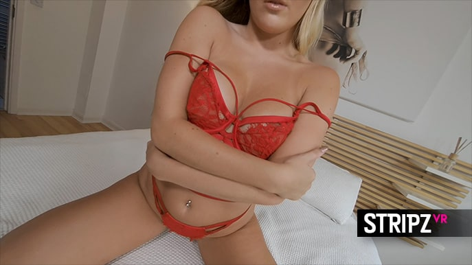 """Serenity in """"Sexy in Red"""""""