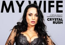 "Crystal Rush in ""My Wife"""