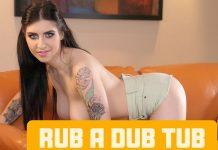 Rub A Dub Tub