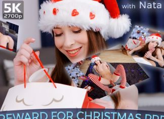 Deep reward for christmas present