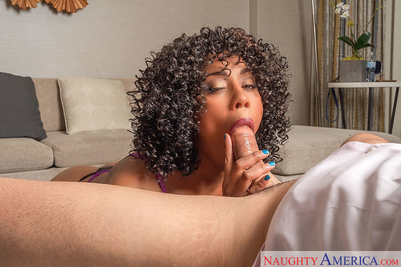 "Misty Stone in ""Black Pussy, White Cock"""