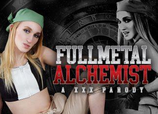 Full Metal Alchemist A XXX Parody