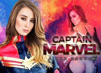 Captain Marvel A XXX Parody