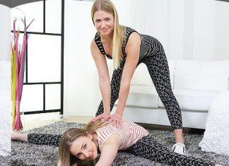 lesbian contortion