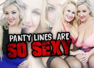 Panty Lines Are So Sexy