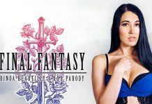 Final Fantasy: Rinoa Heartilly A XXX Parody