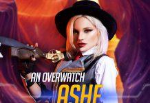 Overwatch: Ashe A XXX Parody