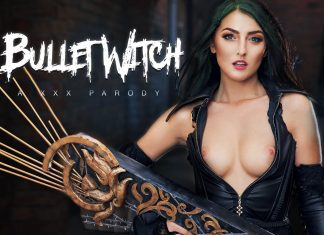 Bullet Witch A XXX Parody