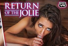 Return of the Jolie