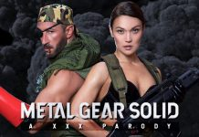 Metal Gear Solid A XXX Parody