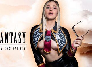Final Fantasy: Quistis Trepe A XXX Parody