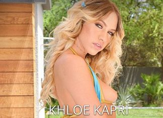 "Khloe Kapri in ""My Sister's Hot Friend"""