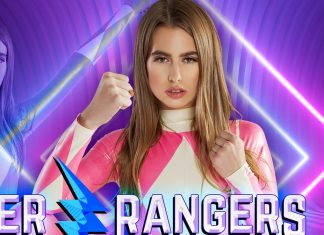 Power Rangers A XXX Parody