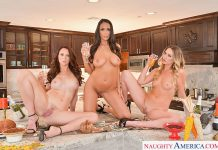 Audrey Miles, Sofi Ryan, Adira Allure in