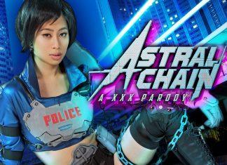 Astral Chain A XXX Parody