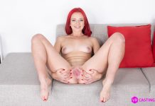 Redhead on Casting