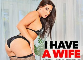 "Rachel Starr in ""I Have A Wife"""
