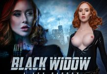 Black Widow A XXX Parody