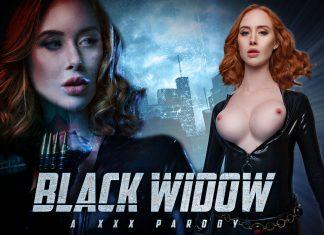 Black Widow A XXX Parody