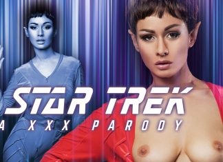Star Trek Enterprise A XXX Parody