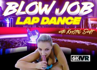 Blow Job Lap Dance