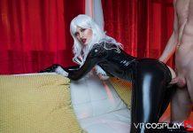 Black Cat A XXX Parody