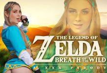 Zelda: Breath OF The Wild A XXX Parody