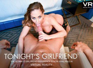Tonight's Girlfriend VR starring Cherie DeVille