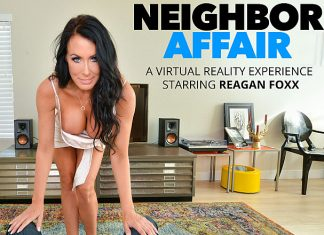 "Reagan Foxx in ""Neighbor Affair"""