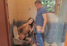 Toilet Lap Dance