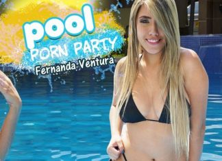 Pool Porn Party