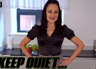 Keep Quiet And I'll Help You Wank