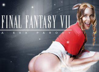 Final Fantasy: Aerith Gainsborough A XXX Parody