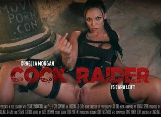 Cara Loft: Cock Raider