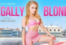 Legally Blonde (A XXX Parody)