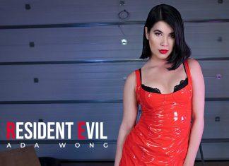 Resident Evil: Ada Wong A XXX Parody