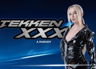 Tekken: Nina Williams A XXX Parody