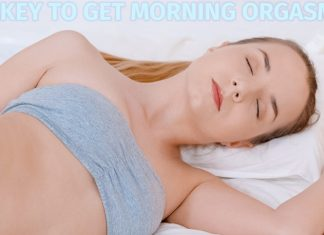 Wakey-wakey to get morning orgasm!