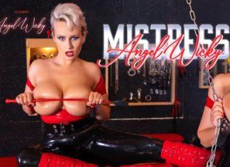 Mistress Angel Wicky