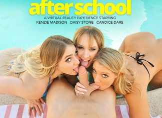 "Candice Dare, Daisy Stone, Kenzie Madison in ""After School"""
